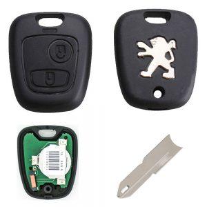 Peugeot-NE73-2B-433mhz-remote